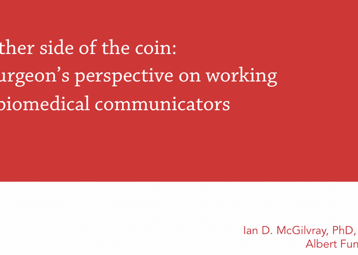 AMI 2016: The other side of the coin
